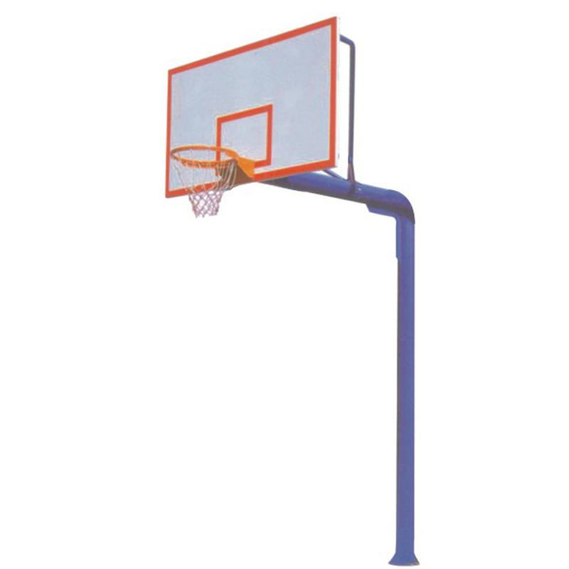 地理圆管篮球架TW-101