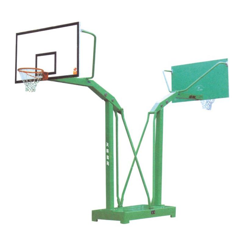 海燕式篮球架丨平箱丨