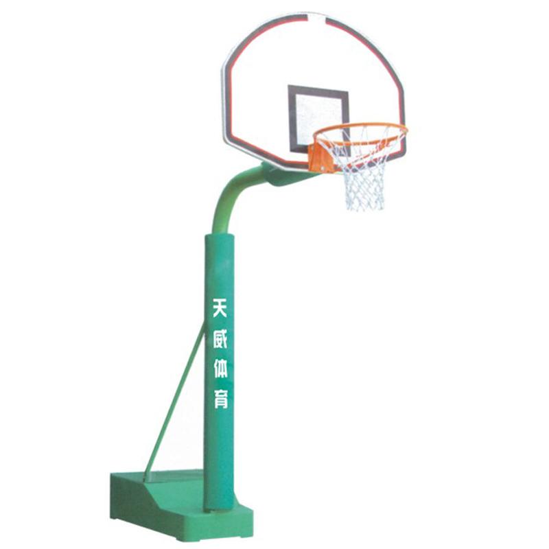 小学生固定篮球架TW-1