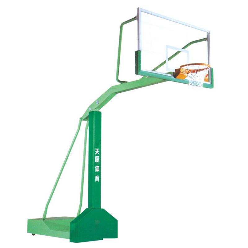 移动式单臂篮球架(带