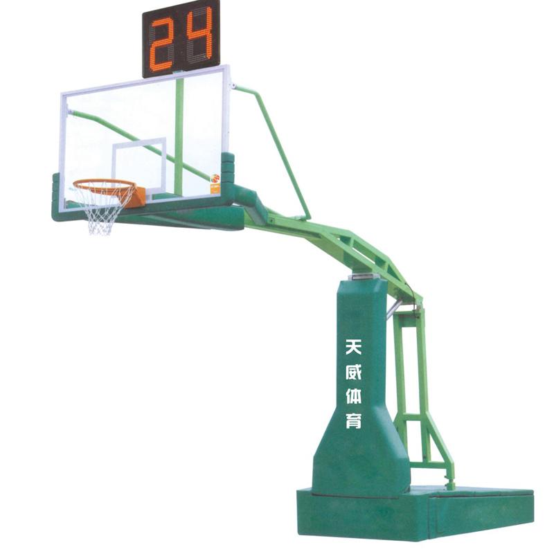 手动液压篮球架TW-100