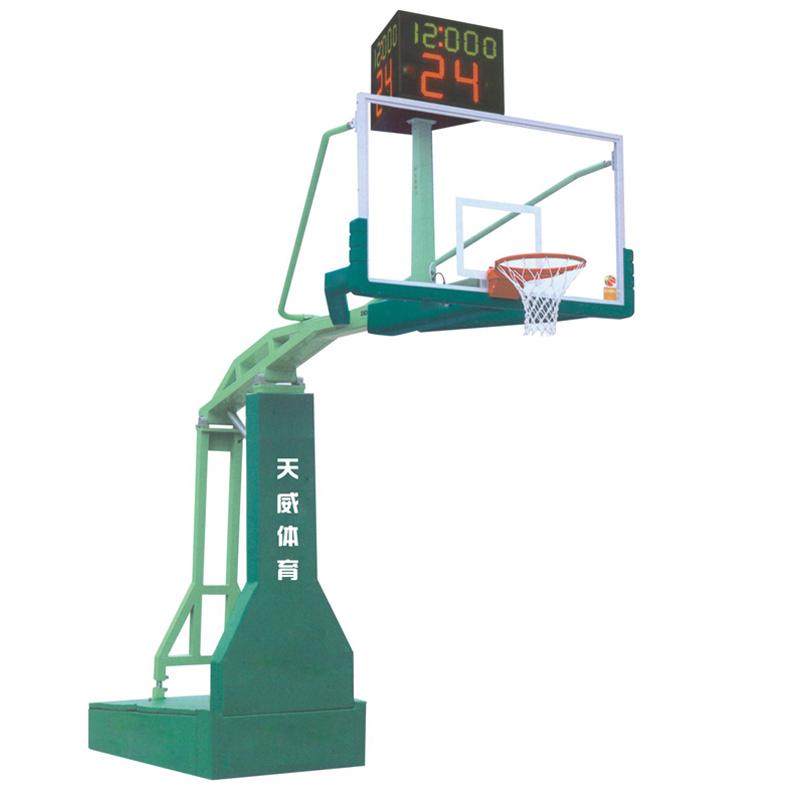 电动液压篮球架TW-100