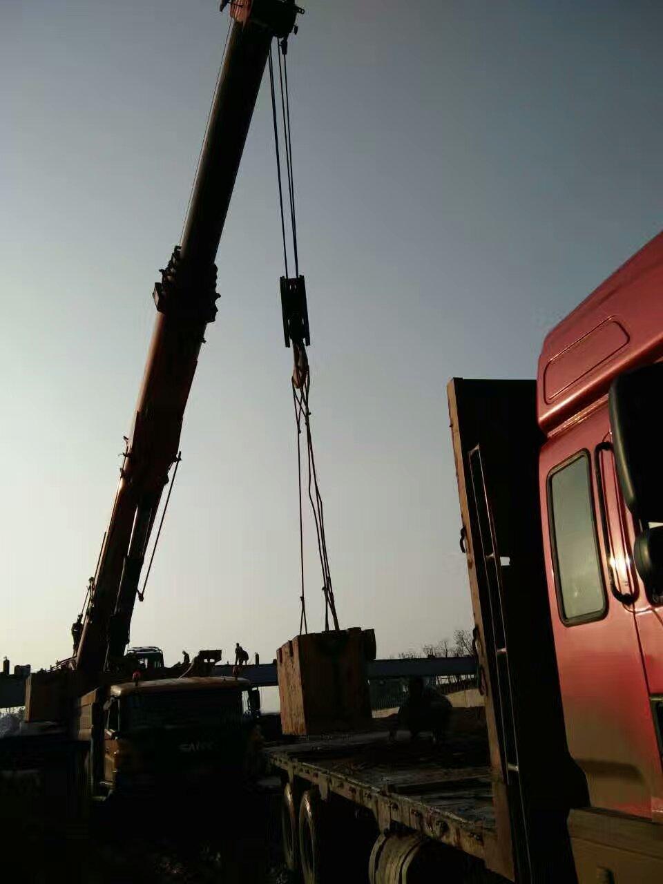 长沙70吨吊车出租