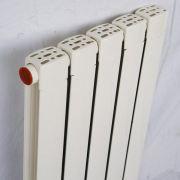 钢铝复合柱翼型散热器