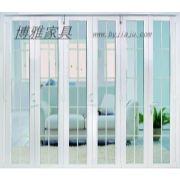 专业定制推拉门 玻璃门 实木门 等不同风格材质