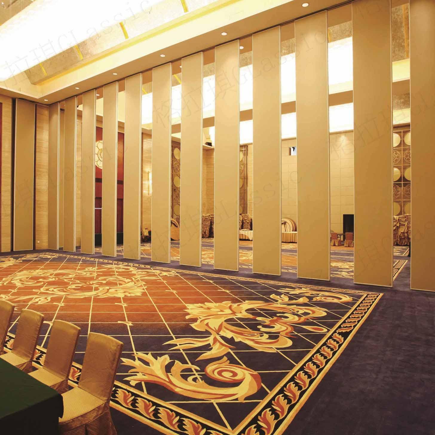 河北酒店隔墙定制