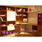 实木家具定制  实木书柜 板式书柜 欧式书柜