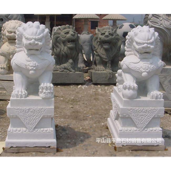 草白玉狮子|河北草白