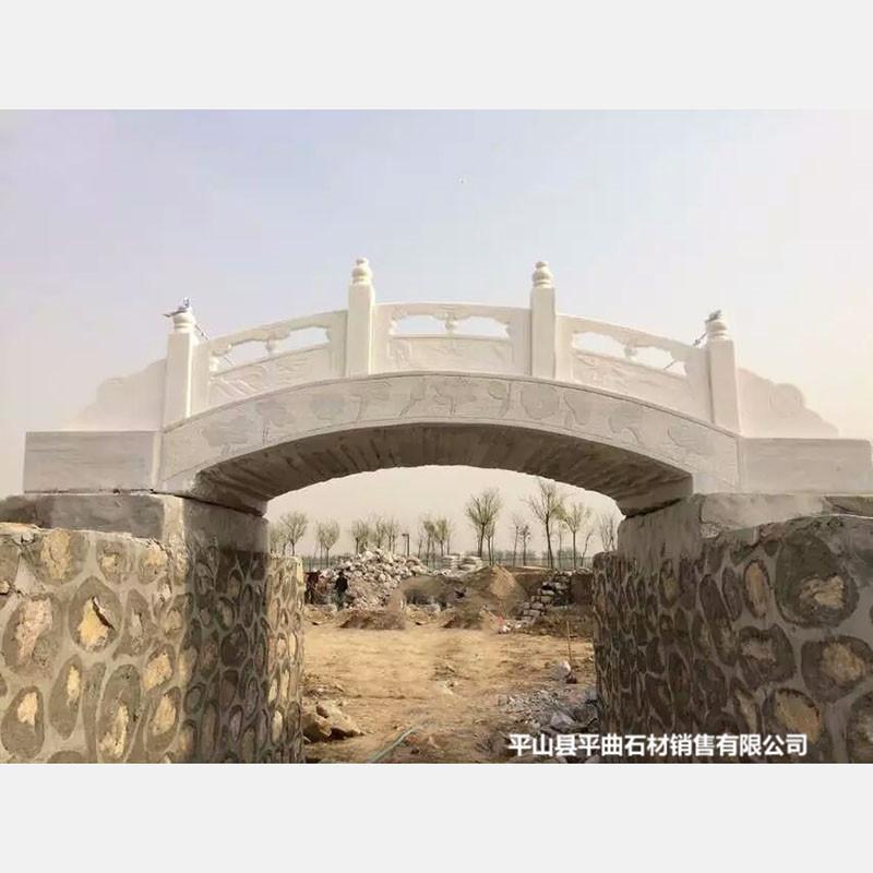 桥梁|草白玉石雕|河北
