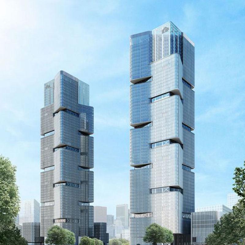 郑东新区绿地中央广场