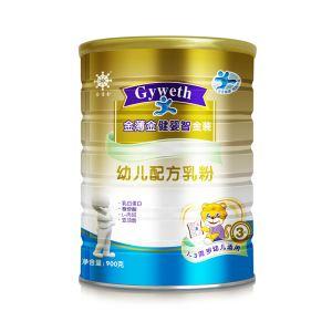 健婴智金装幼儿配方乳粉