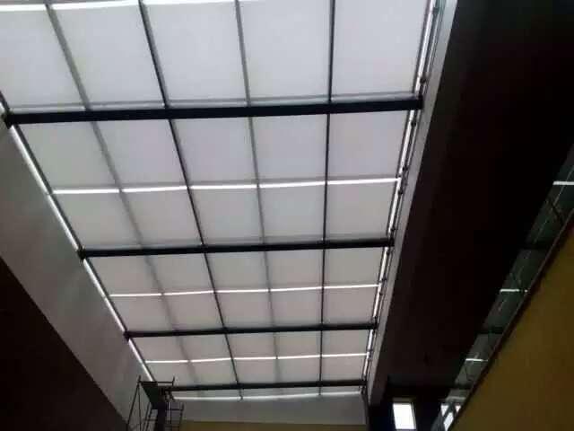 FSS电动天棚帘