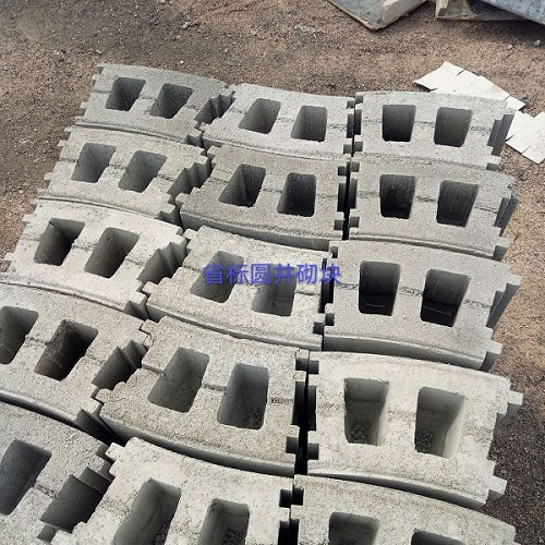 衡水|省标检查井砌块Y7-17|方井水泥砌块