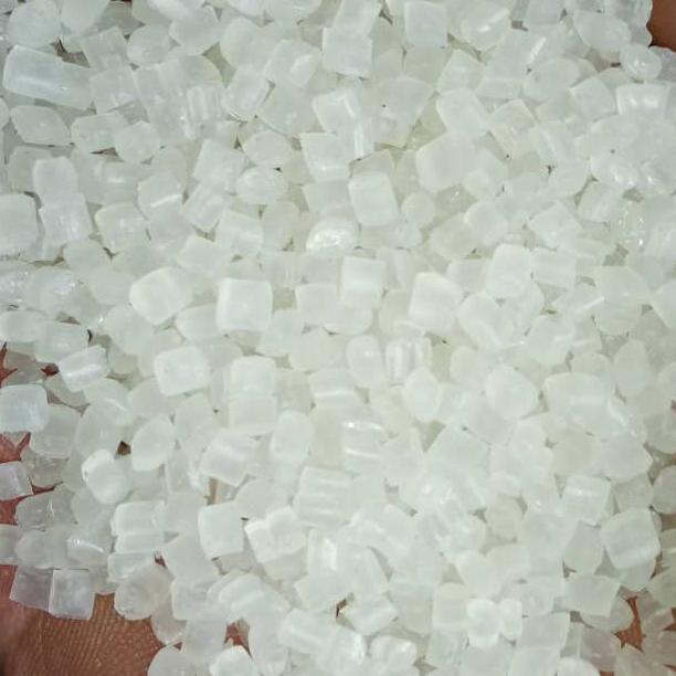 白色塑料颗粒
