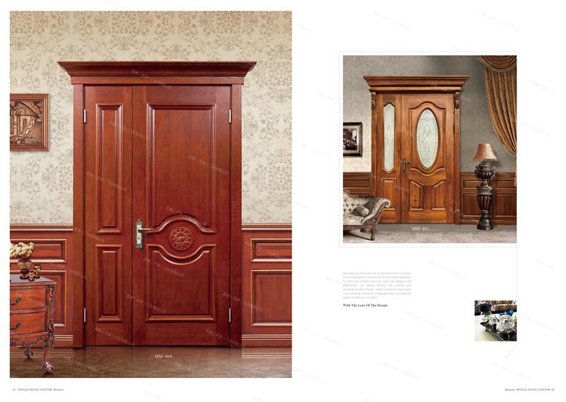 实木复合—欧式风格