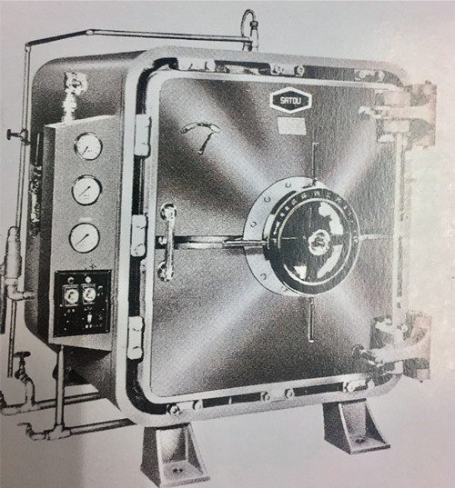 全自动大型炊饭机