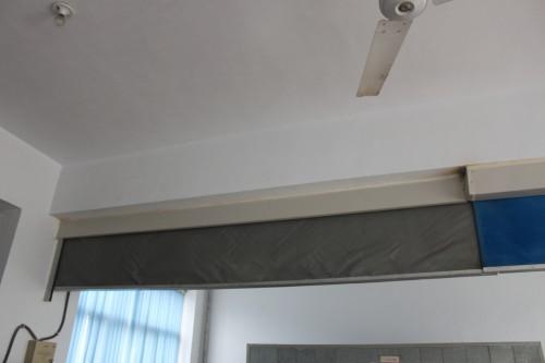 山东挡烟垂壁铝型材挡