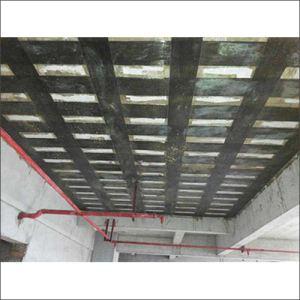 广州加固|板粘碳纤维加固