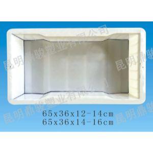 沟盖板塑料模具33