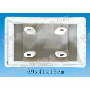 沟盖板塑料模具34