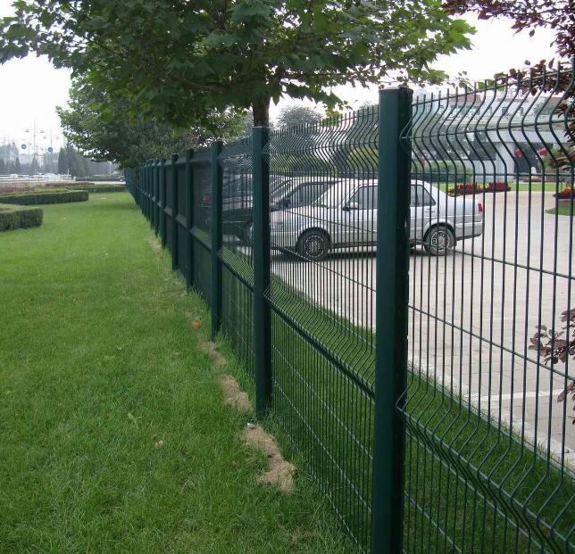 湖南桃型柱护栏网