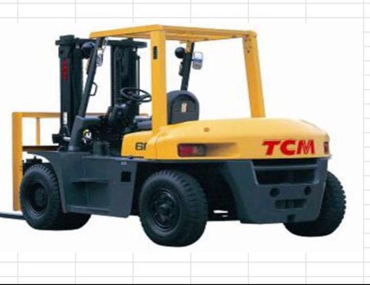 TCM叉车-FD系列5-10吨