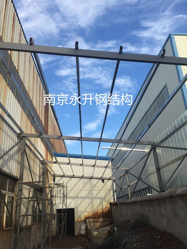 规格参数 南京永升钢结构有限公司主要经营钢结构厂房,集装箱住房