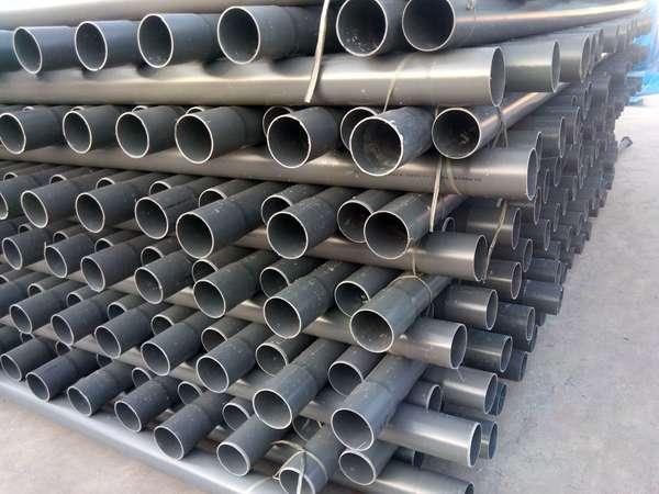 pvc灌溉塑料管批发