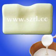 类似海绵的弹性好柔软性好的填充用的发泡硅胶