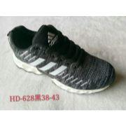 HD-628黑38-43 云南布鞋批发