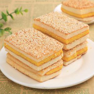 芝麻多层蛋糕|河北蛋糕厂|河北袋装蛋糕加盟|河北食品厂