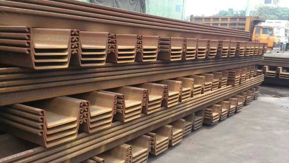 唐山钢板桩