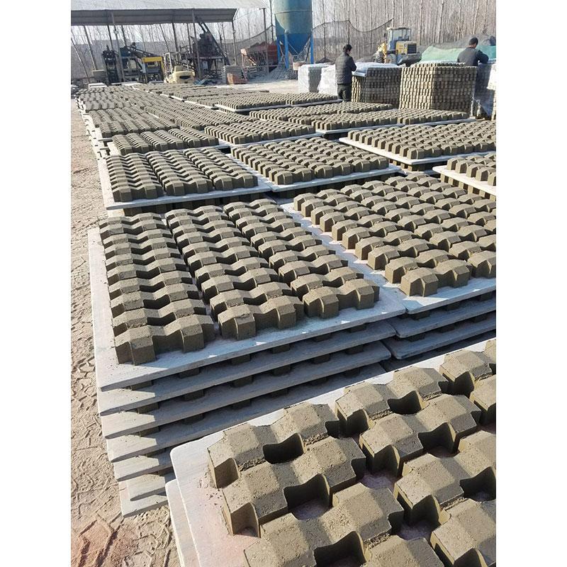 郑州草坪砖