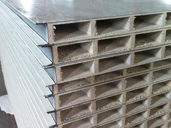 玻镁防火净化板厂家