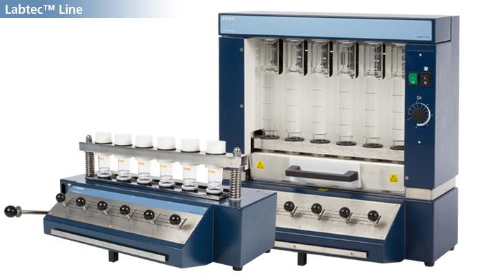 Fibertec纤维分析系