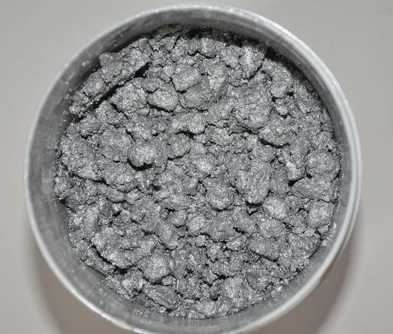 铝银浆------亮闪型铝