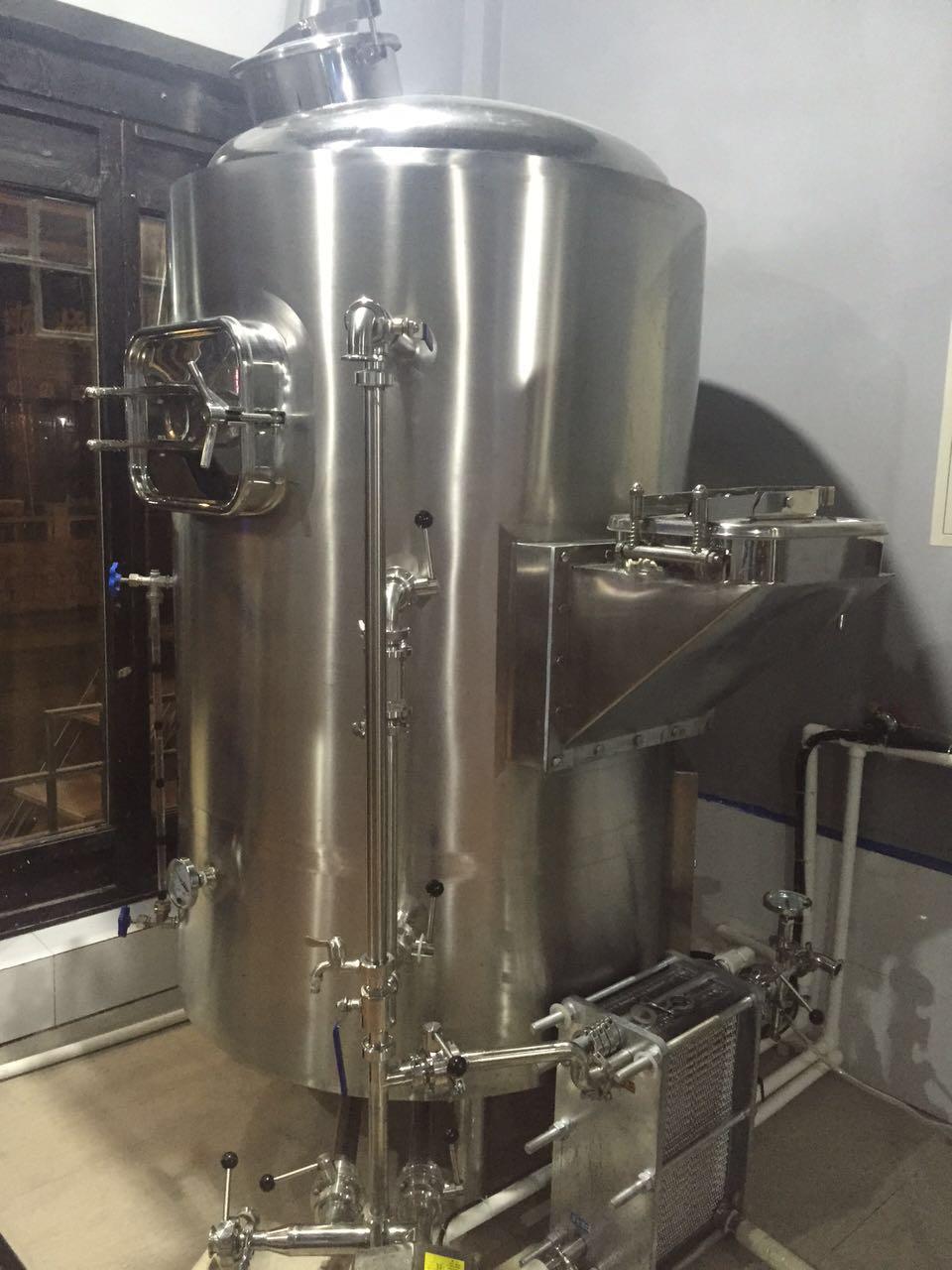 自酿啤酒-自酿设备