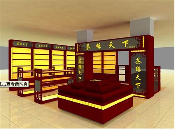 北京展台展柜