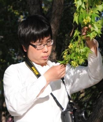 自然教育专家-李颖超