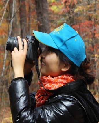 自然教育专家-肖翠