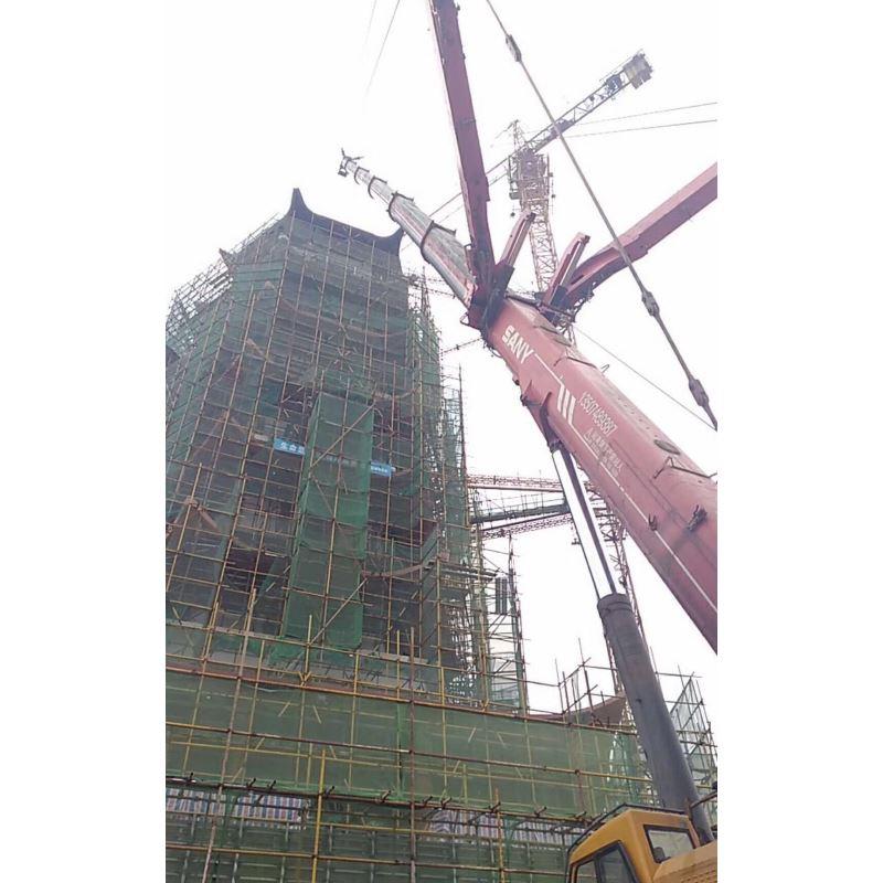 500吨吊装