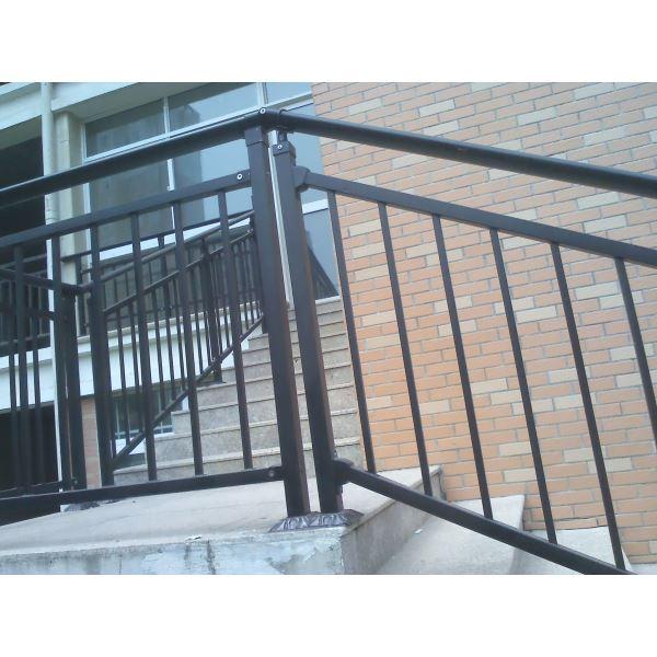 锌钢楼梯扶手05