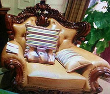 唐山皮质沙发