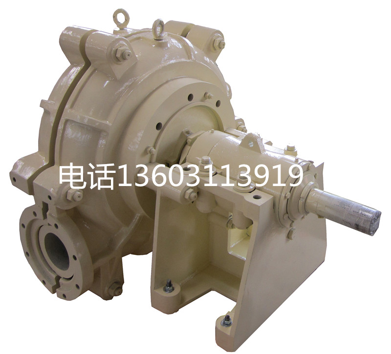 AH系列渣浆泵