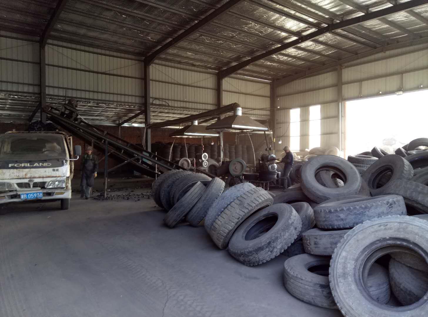 废旧轮胎胶粉