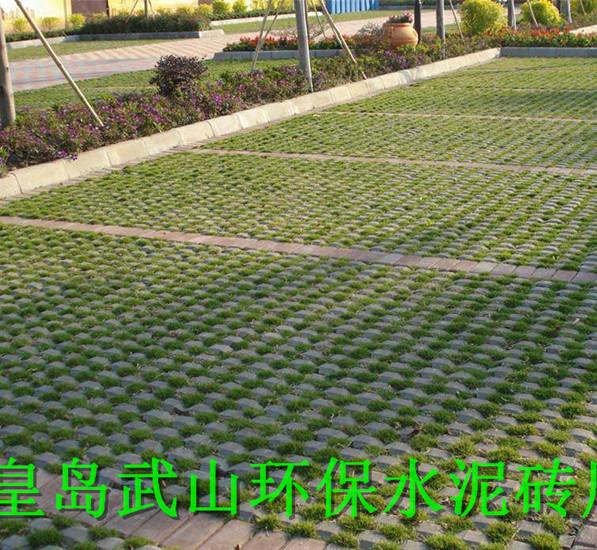 天津植草砖