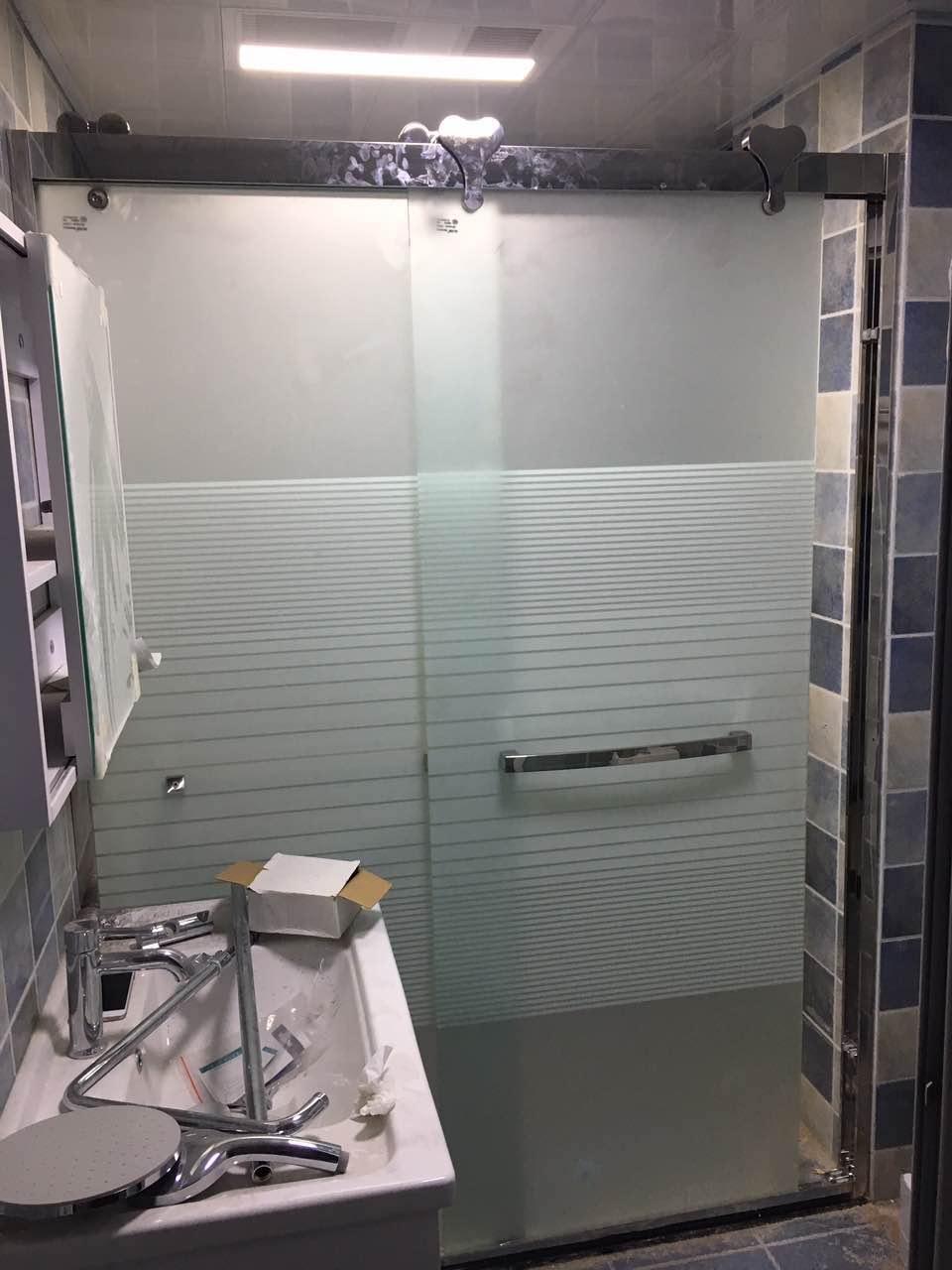 淋浴房安装施工参考