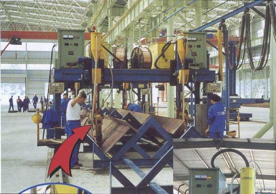 LHA型龙门式自动焊接