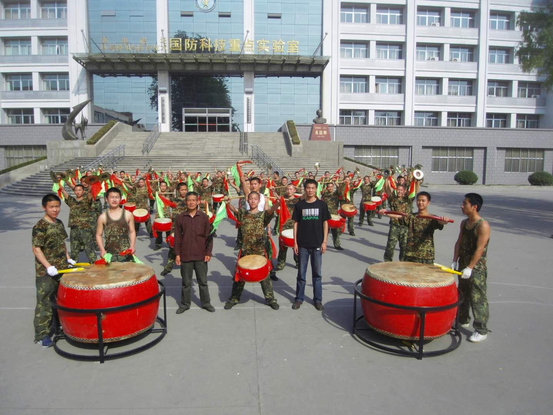 河北国防科技大学学员