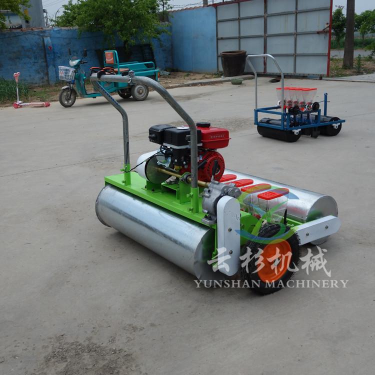 自走式汽油机播种机